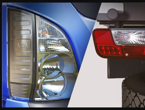 TATA Ultra Light Truck Lamps