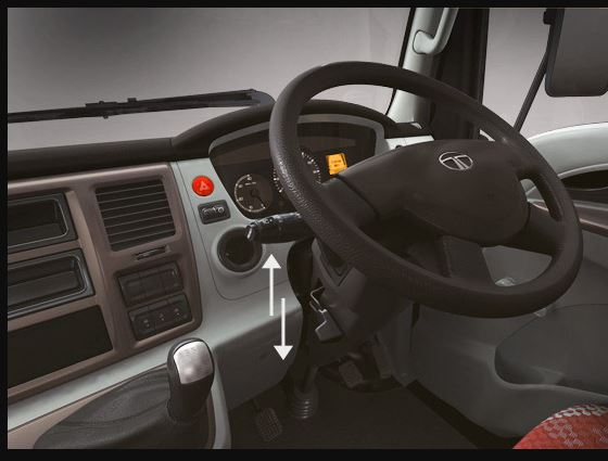 TATA Ultra Light Truck Steering