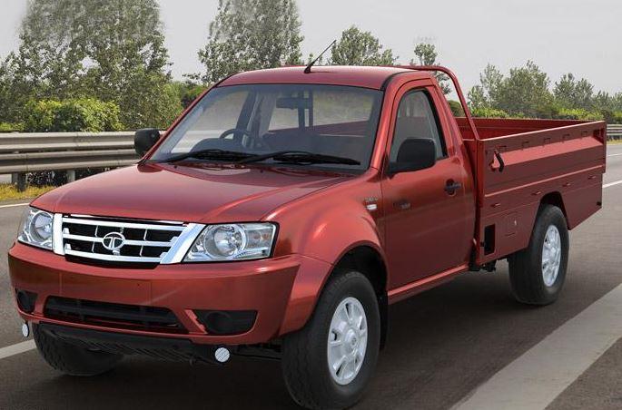 TATA Xenon Pickup 1