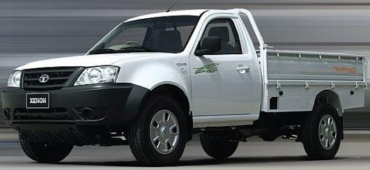 TATA Xenon Pickup 3