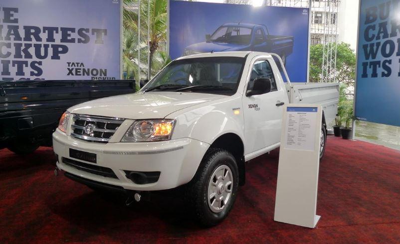 TATA Xenon Pickup 4