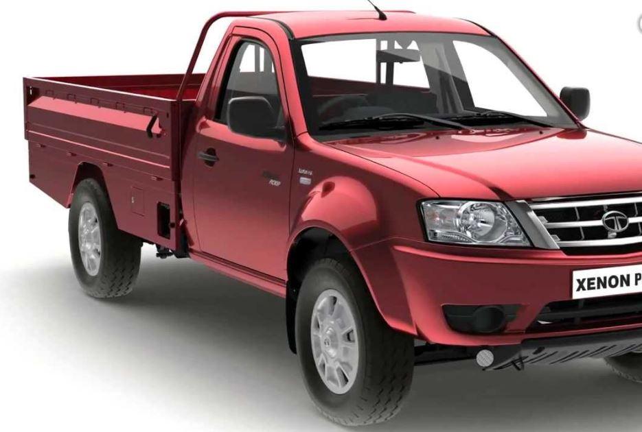 TATA Xenon Pickup 5