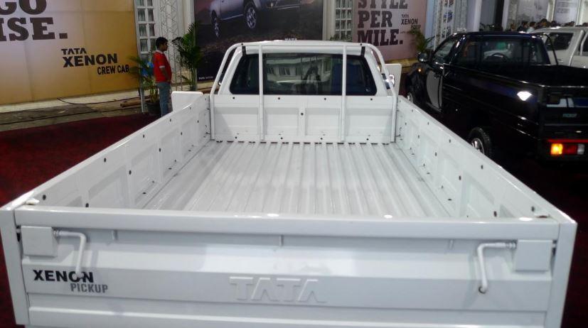 TATA Xenon Pickup deck