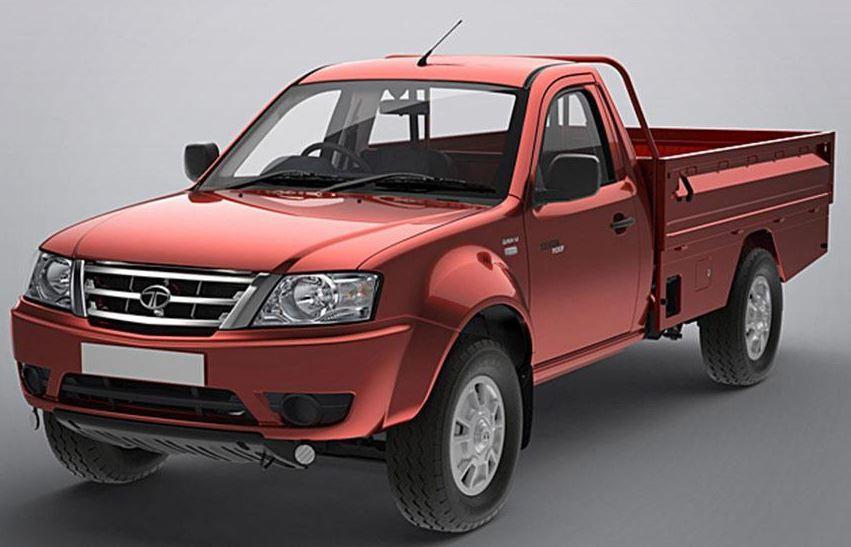 TATA Xenon Yodha Pickup 2