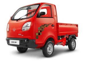 Tata Ace Zip Mini Truck price in India