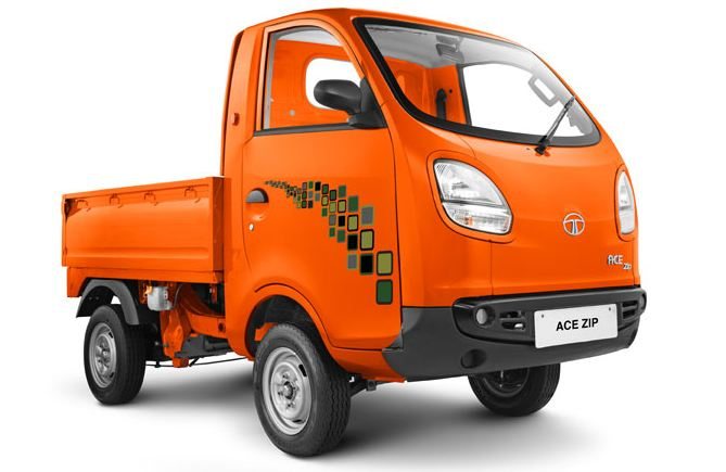 Tata Ace Zip Mini Truck 7