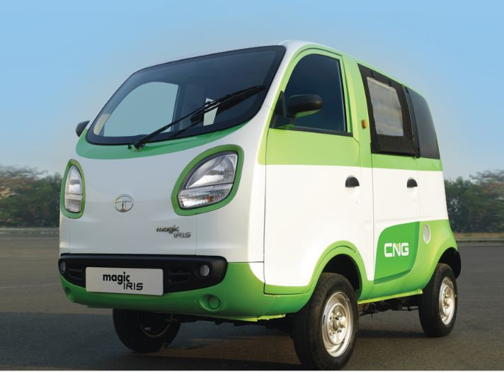 Tata Magic Iris CNG Auto 3