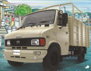 Tata SFC 407 HD Pickup BSIII Light Truck