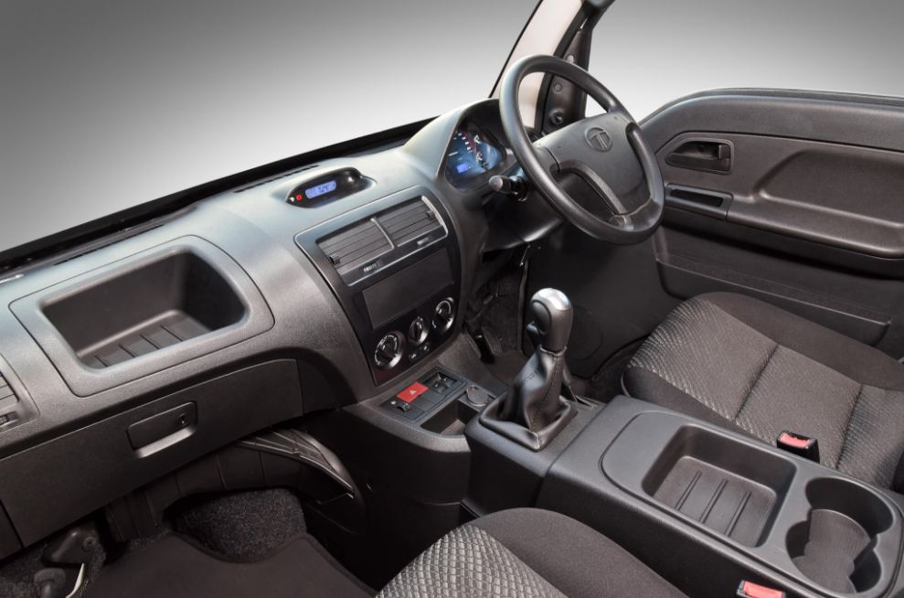 Tata Super Ace MINt Interior 2