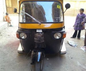 Tuk TuK Double Head Light Auto Rickshaw (Model TSi) 2