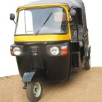 Tuk TuK Double Head Light Auto Rickshaw (Model TSi) 3