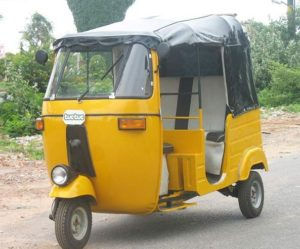 Tuk TuK Single Head Light Auto Rickshaw (Model TS) 5
