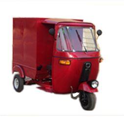 Tuk Tuk Auto Rickshaw Open Pick Up & Closed Delivery Van