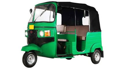 Tuk Tuk LPG Auto Rickshaw
