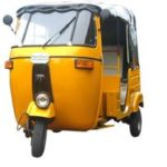 Tuk Tuk Single Head Light Auto Rickshaw (Model ZS) 3