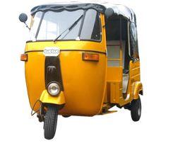 Tuk Tuk Single Head Light Auto Rickshaw (Model ZS) 3