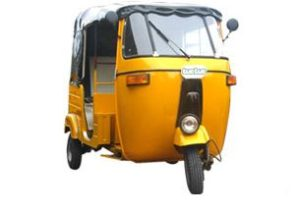 Tuk Tuk Single Head Light Auto Rickshaw (Model ZS)
