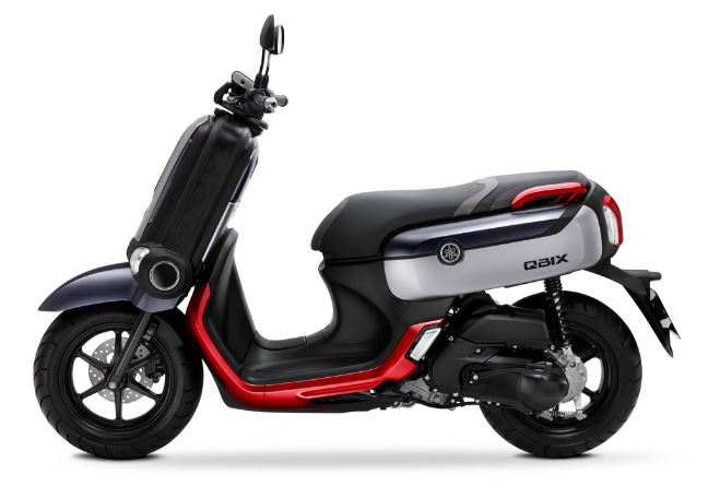 YAMAHA QBIX 125 Scooter price