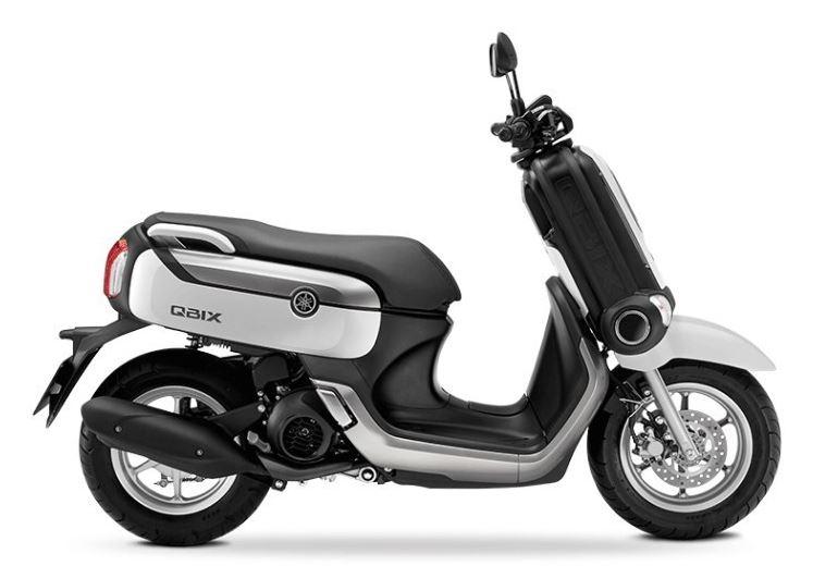 YAMAHA QBIX 125 Scooter 4