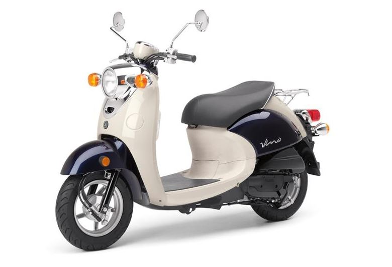 Yamaha Vino Classic Scooter Key Features