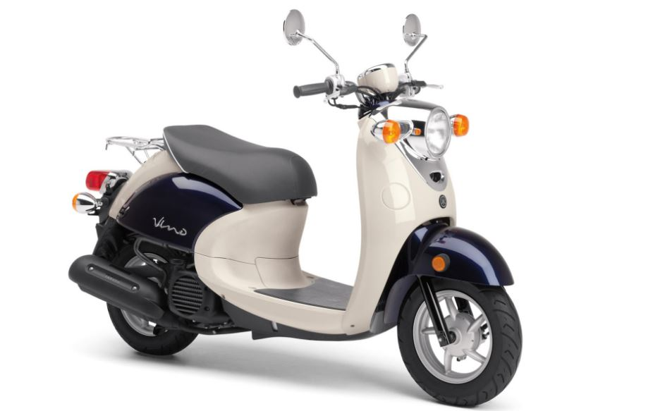 Yamaha Vino Classic Scooter Overview
