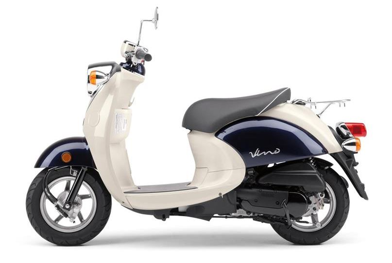 Yamaha Vino Classic Scooter Top Features
