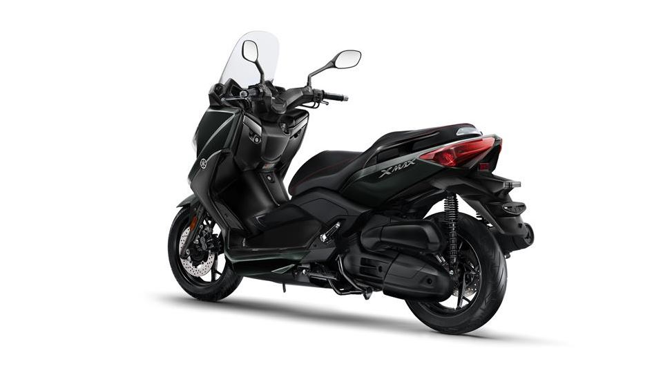2018 yamaha x max 125 price in india review specs features. Black Bedroom Furniture Sets. Home Design Ideas