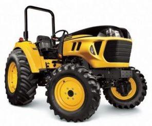 Yanmar EX450 Open Platform ROPS Tractor
