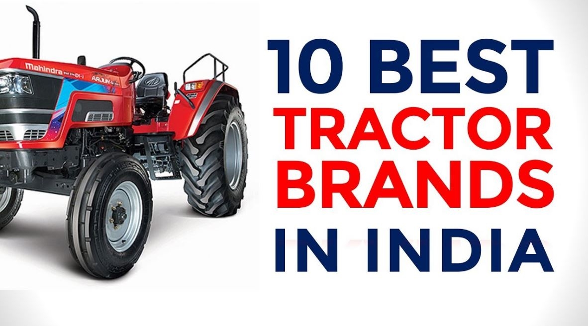 top tractor companies in India
