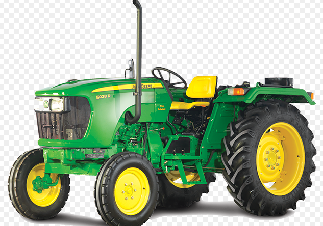 John Deere 5038D Pudding Special Tractor price