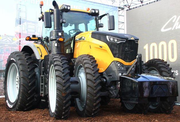 Challenger 1046 Tractor