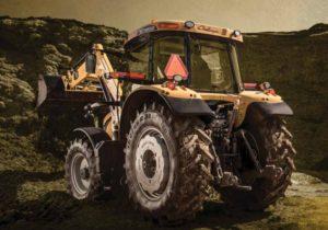 Challenger MT485D Utility Tractor
