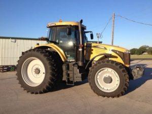 Challenger MT585D Tractor