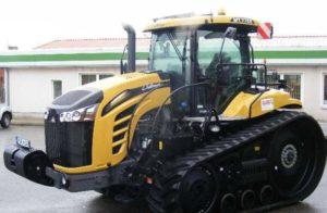 Challenger MT775E Track Tractor