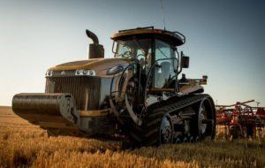 Challenger MT845E Track Tractor