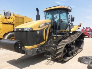 Challenger MT865C Special Application Tractor