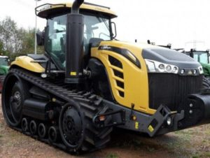 Challenger MT865E Track Tractor