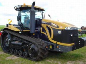 Challenger MT875C Tractor