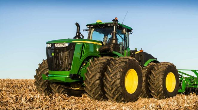 John Deere Tractors Price List in The USA
