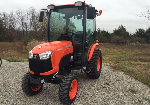 Kubota B2650 Tractor Price in the USA