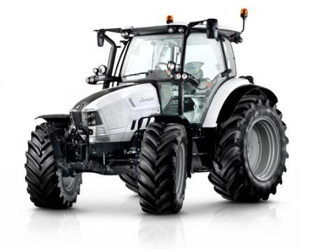 Lamborghini Nitro 100 VRT Tractor Information