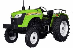 Preet 3549 35HP 2WD Tractor