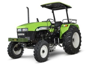 Preet 4549 45HP 2WD Tractor