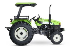Preet 6049 60HP 2WD Tractor
