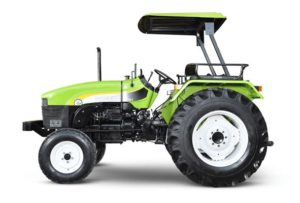 Preet 6049 60HP 4WD Tractor