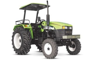 Preet 6549 65HP 2WD Tractor