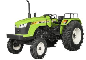Preet 6549 65HP 4WD Tractor