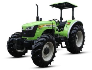 Preet 9049 90HP 4WD Tractor