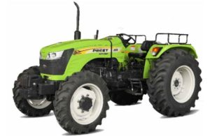 Preet 955 55HP 4WD Tractor