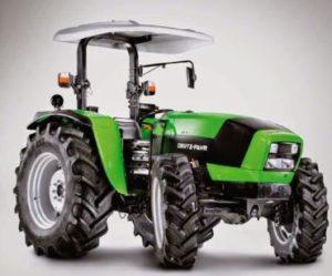 DEUTZ-FAHR Agrolux4.80 Tractor
